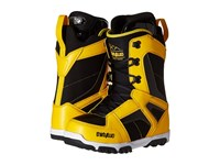 Thirtytwo Prion '15 Black Yellow Men's Cold Weather Boots Gray