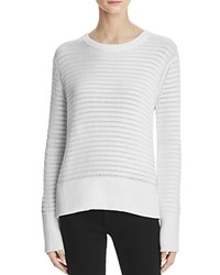 Rag And Bone Jean The Elsie Crew Sweater White