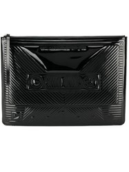 Corto Moltedo Big Cassette Clutch Black