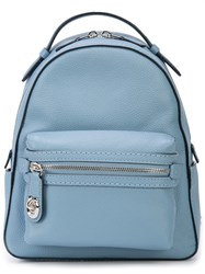 Coach Campus Backpack Blue