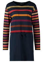 Little Marcel Raldi Jersey Dress Bleu Marine Dark Blue