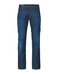 Jack And Jones Tim Original Slim Fit Jeans Medium Blue
