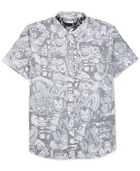 Jem Men's Star Wars Multi Hero Short Sleeve Shirt