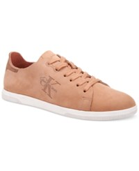 Calvin Klein Jeans Women's Sailor Lace Up Sneakers Women's Shoes Dusk