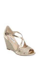 Lk Bennett Women's L.K. Juliette Wedge Sandal