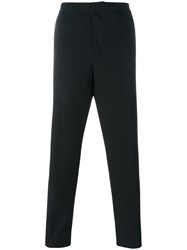Marni Velcro Cuff Trousers Black
