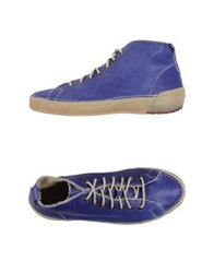 Dondup High Tops And Trainers Dark Blue