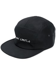 cf97a3d9b1f28 Undercover Brain Castle Five Panel Cap Black