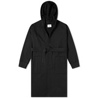 Reigning Champ Hooded Robe Black