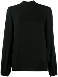 Theory High Standing Collar Blouse 60