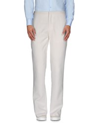 Lanvin Trousers Casual Trousers Men White
