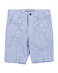 Appaman Linen Blend Trouser Shorts Size 2 14 Blue