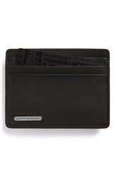 Porsche Design Leather Cardholder Black