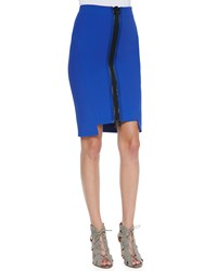 Opening Ceremony Thea Zip Front Pencil Skirt Women's