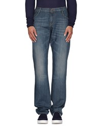 Tommy Hilfiger Denim Denim Trousers Men Blue