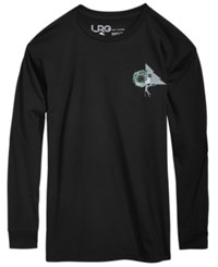 Lrg Men's Framework Long Sleeve T Shirt Black