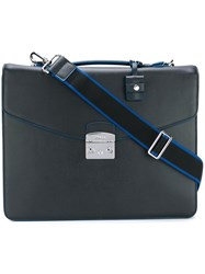 Furla Top Handle Briefcase Black