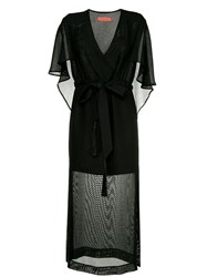 Manning Cartell Private Views Cape Dress Black