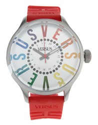 Versus Timepieces Wrist Watches Men Red