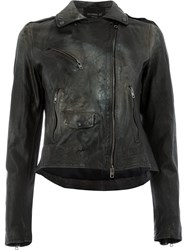 Numero 10 Picasso Crac Black Leather