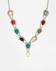 Johnny Loves Rosie Maya Necklace Multicolour