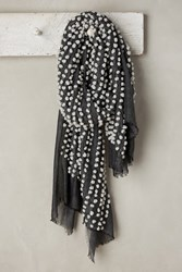 Anthropologie Knotted Dita Scarf Grey