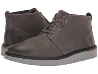 Sperry Camden Oxford Chukka Burnished Grey Shoes Gray