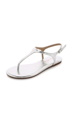 Splendid Mason T Strap Thong Sandals