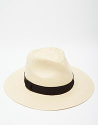 Selected Homme Summer Trilby Beige
