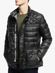 Bugatti Airseries Short Quilted Jacket Navy