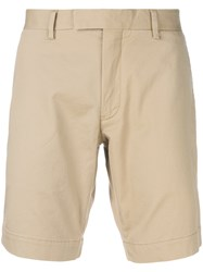 Polo Ralph Lauren Straight Leg Shorts Brown