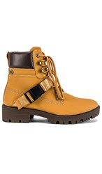 Kendall Kylie Eos Boot In Brown. Wheat