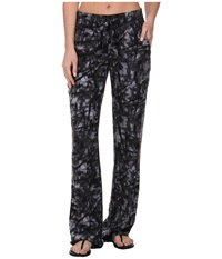 Hurley Venice Beach Pant W Drawcord Black Women's Casual Pants