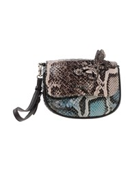 Pinko Bags Handbags Women Steel Grey
