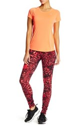 New Balance Fitted Print Pant Multi