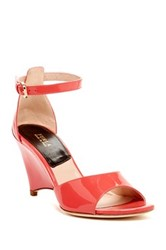 Furla Meridienne Peep Toe Sagomata Brown
