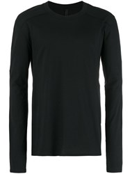 Barbara I Gongini Longsleeved T Shirt Black