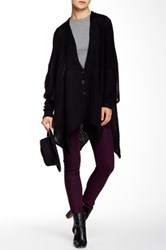 Wooden Ships Paige Cardigan Black