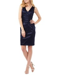 Phase Eight Everard Sleeveless Dress Navy