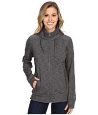 Kuhl Mova Hoodie Dark Heather Women's Sweatshirt Gray
