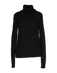 Brian Dales Turtlenecks Black