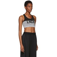 Lndr Grey Cadet Sports Bra