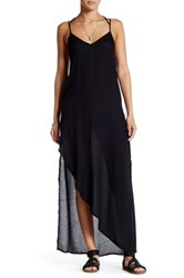 Free People Knotted Up Maxi Black