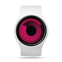 Ziiiro Gravity Watch Snow Magenta