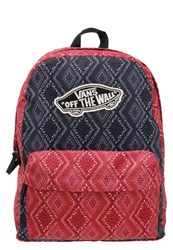 Vans Realm Rucksack Chili Pepper Red