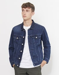 Edwin High Road Deep Blue Denim Jacket