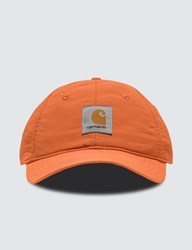 Carhartt Work In Progress Square Label 6 Panel Cap Multicolor