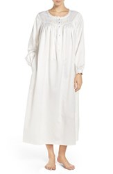 Eileen West Women's Satin Nightgown