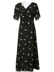 Creatures Of The Wind 'Dary' Dress Black