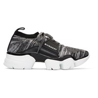 Givenchy Grey Jaw Sock Sneakers 020 Gry